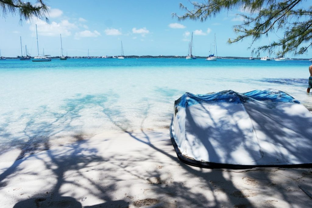 Exuma highlights Stocking Island