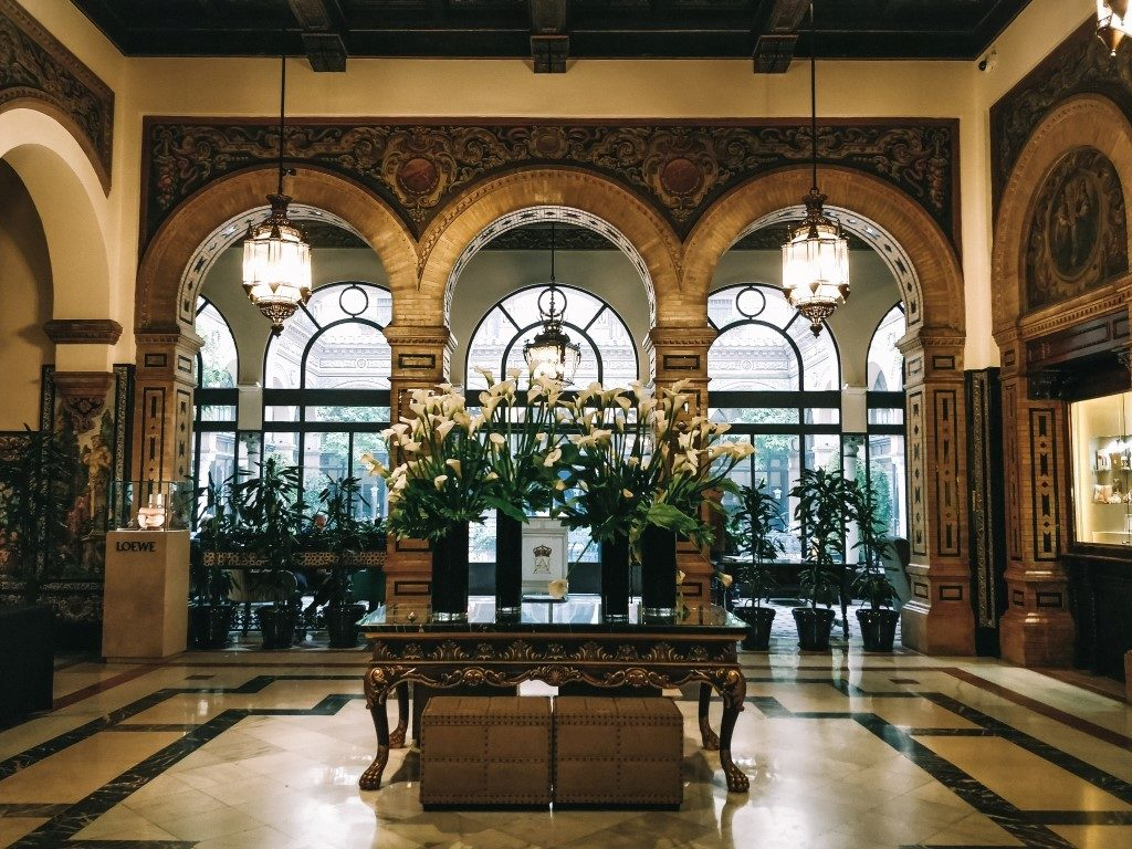 Alfonso XIII Hotel Seville