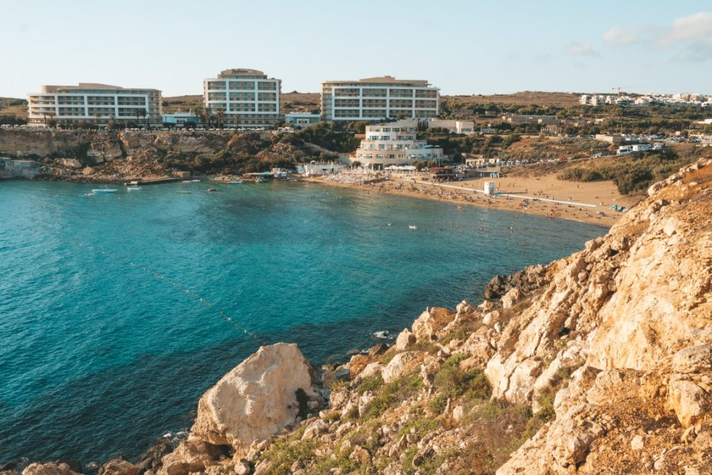 Golden Bay Malta