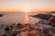 Sonnenuntergang Malta Wanderung
